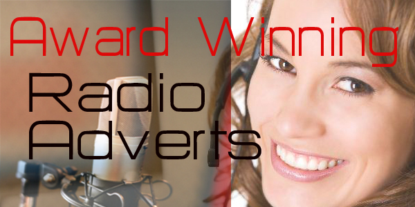 award winning radio adverts